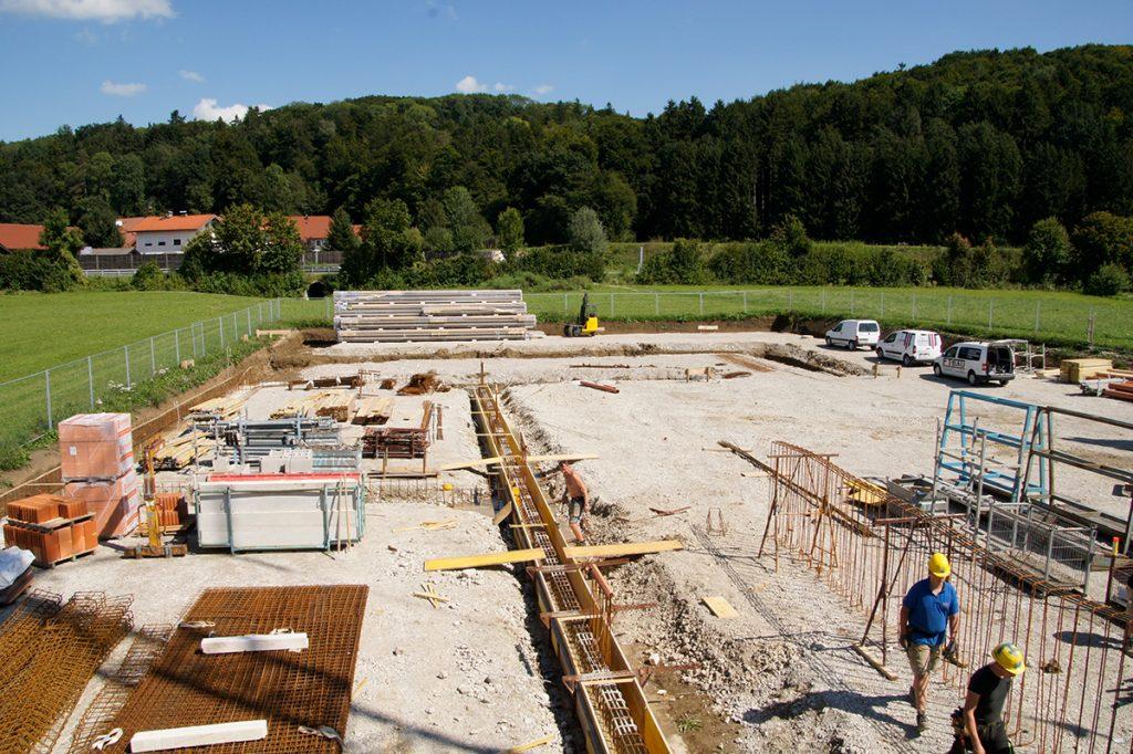 Kellererbau GmbH Anthering Salzburg Baustofflieferungen