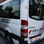 Bus mieten Personentransport Salzburg Anthering
