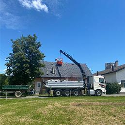 Dachdeckerarbeiten Kellererbau Anthering